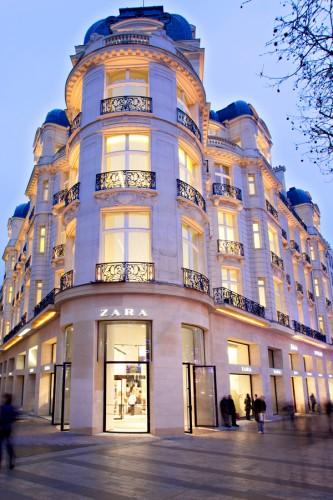 Un negozio Zara