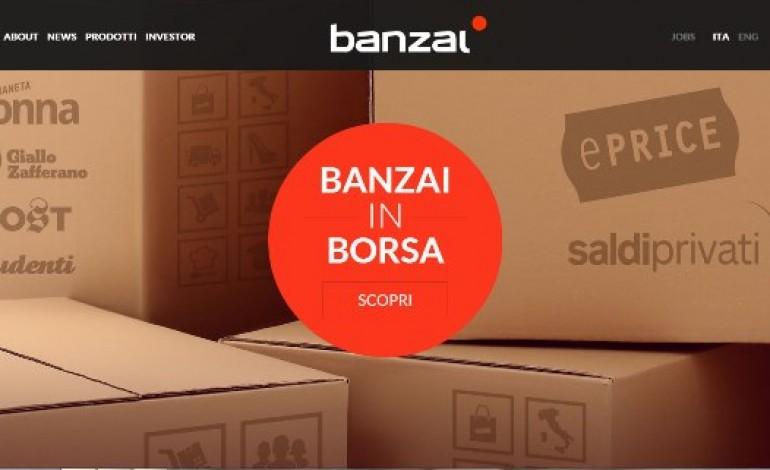 Ipo Banzai: la moda vale un quarto dei ricavi