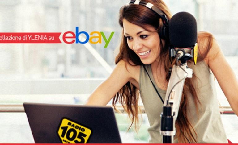 Radio 105 porta in diretta lo shopping eBay