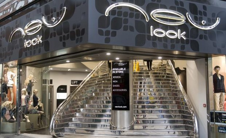 New Look punta sull'uomo con 3 store in Uk