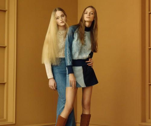 Un look Zara