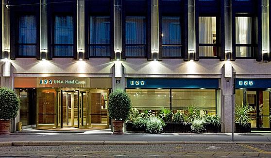 Una Hotel Cusani a Milano