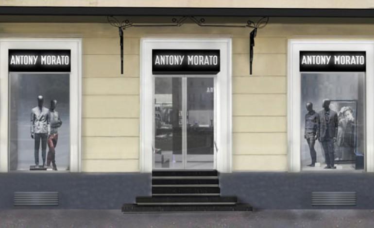 Antony Morato apre a Napoli