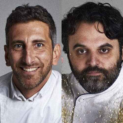 Andrea Sarri e Marco Stabile