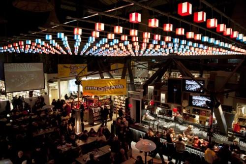 Un'immagine del Mercato Centrale di Firenze