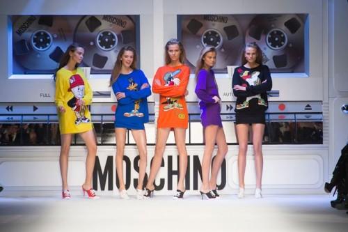 Moschino A/I 2015-16