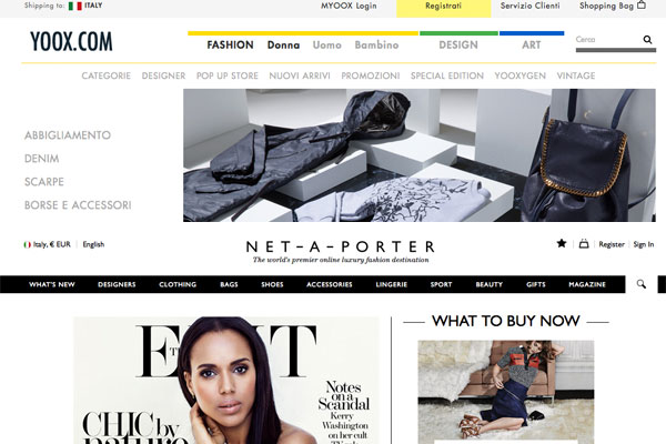Una chief people officer per Yoox Net-a-porter