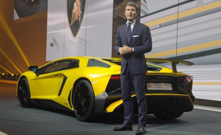 Automobili Lamborghini cresce del 24% nel 2014