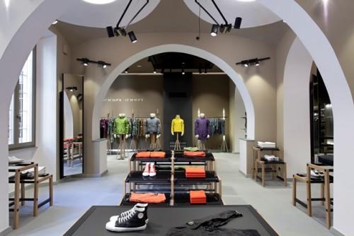 Stone Island store Roma