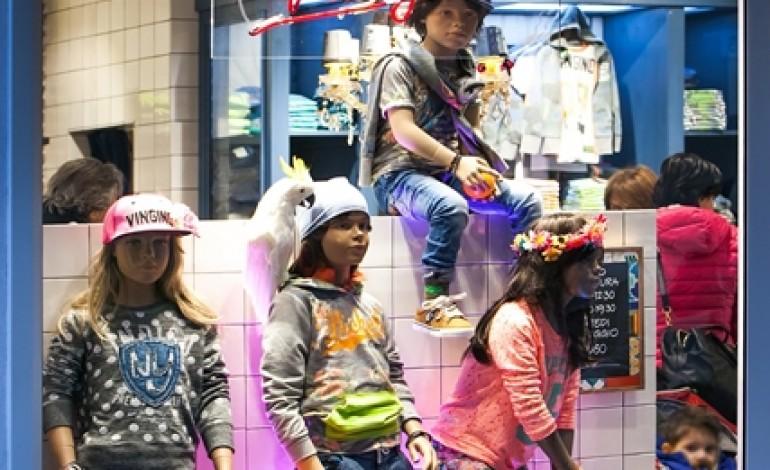 Il kidswear di Vingino approda in Italia