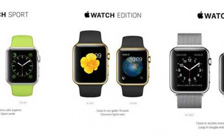 Apple Watch, è boom. Negli Usa 1 mln di preordini
