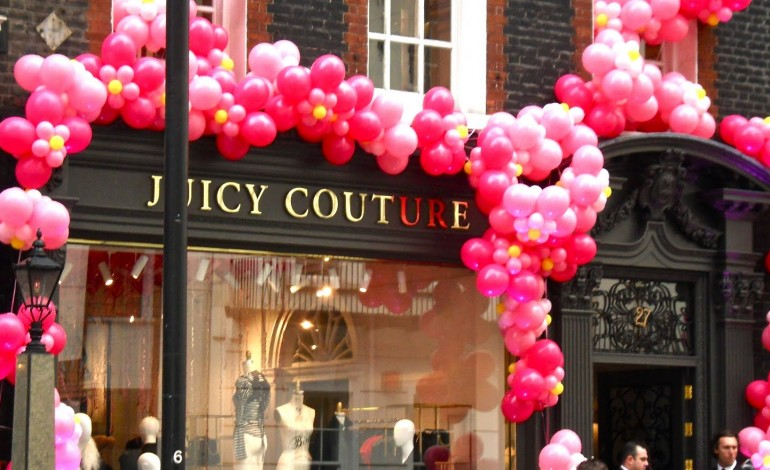 Juicy Couture cresce nel retail