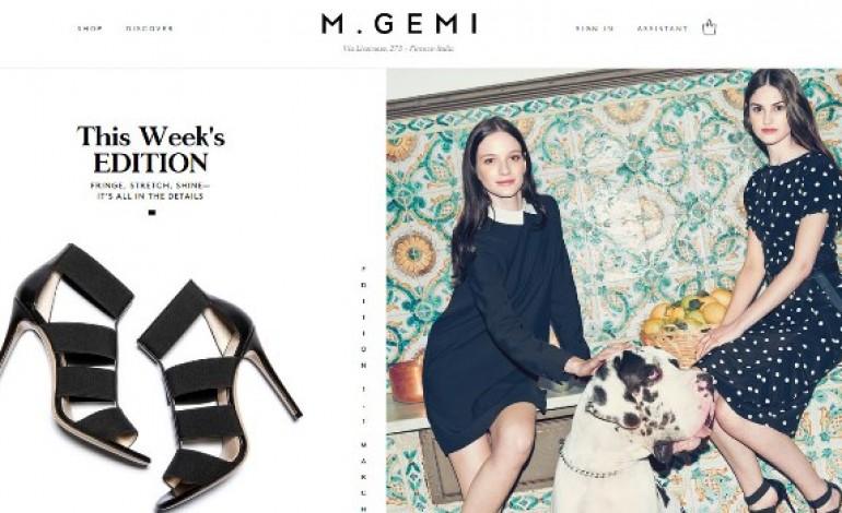 Le scarpe M.Gemi raccolgono 14 mln $ da fondi Usa