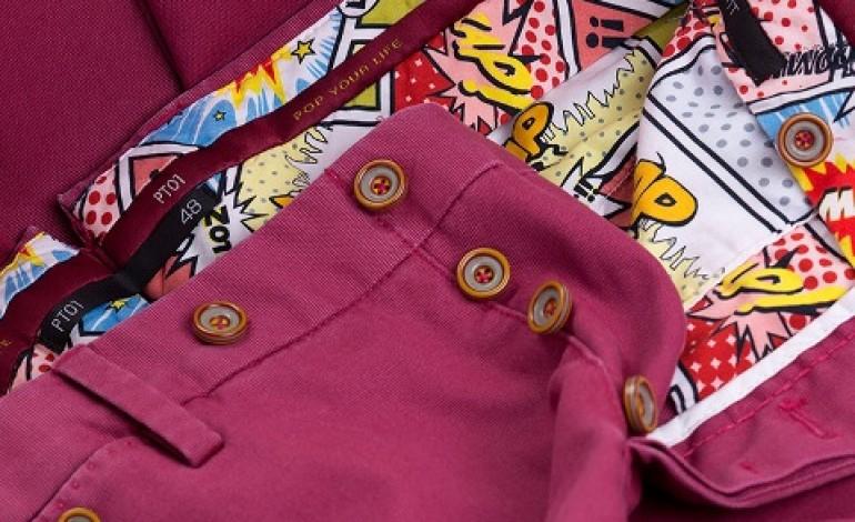 I pantaloni di Cover 50 marciano verso Piazza Affari