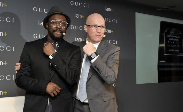 Gucci lancia l'orologio intelligente con i.am