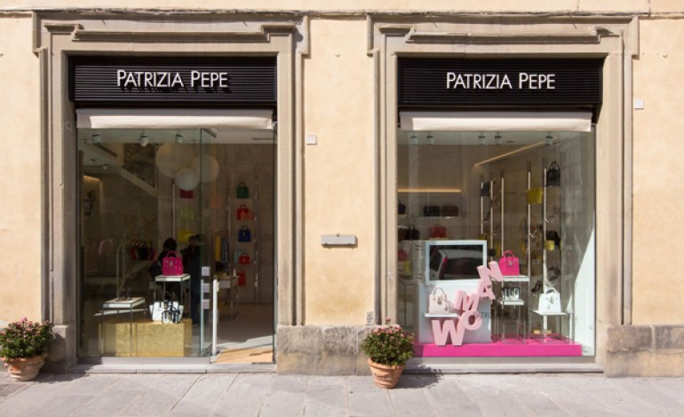 Patriza Pepe, primo store solo accessori a Firenze