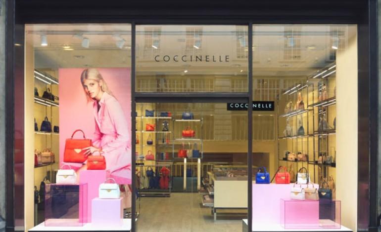 Coccinelle, nuovo store a Londra