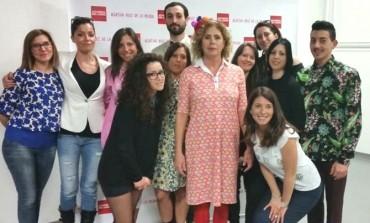 In accademia con Agatha Ruiz de la Prada