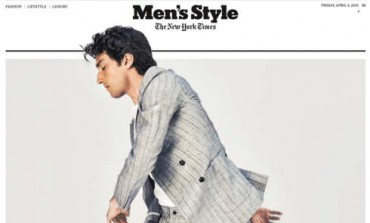 Il New York Times lancia Men's Style