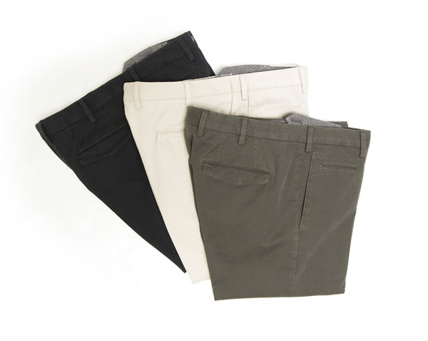 Pantaloni PT01 modello Jacky della collezione P/E 2015