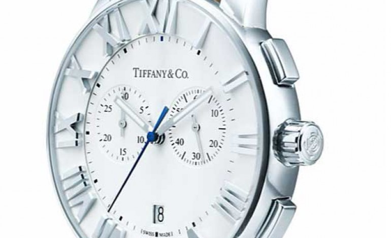 Tiffany, in 10 anni orologi uomo oltre i 500 milioni