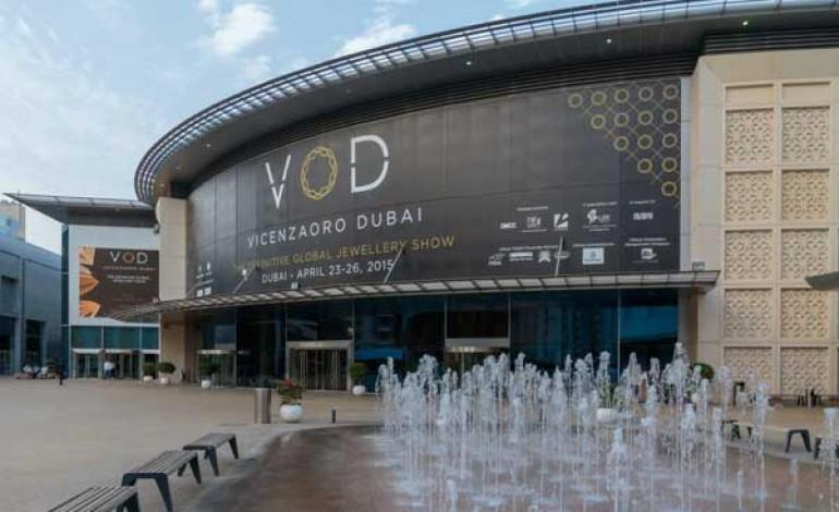 Debutta VicenzaOro Dubai, oltre 6mila visitatori