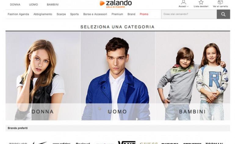 Zalando va offline con temporary store itineranti
