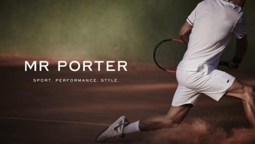 Mr. Porter Sport