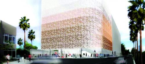 Rendering del Miami Design District