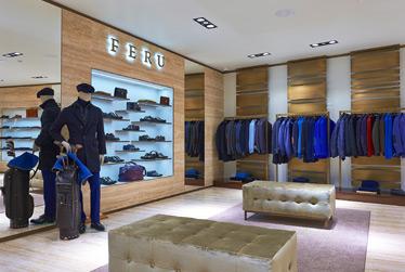 Un negozio Feru