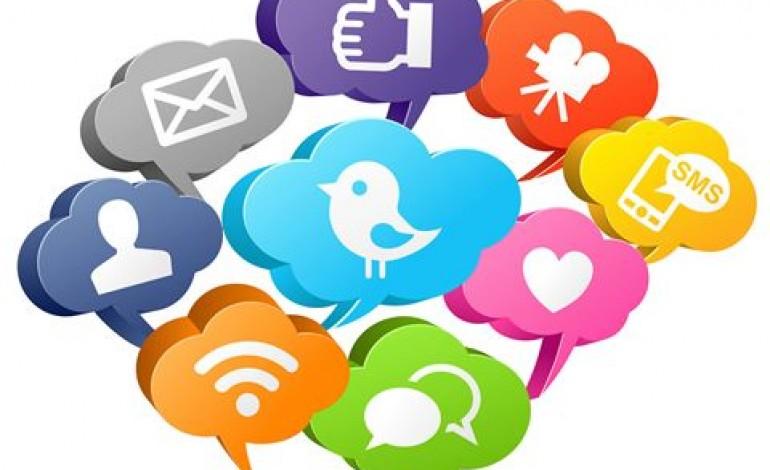 Giornali e social network, la gara dei follower