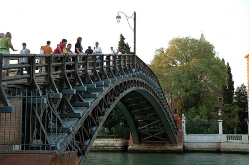 Ponte Dell'Accademia, Venezia