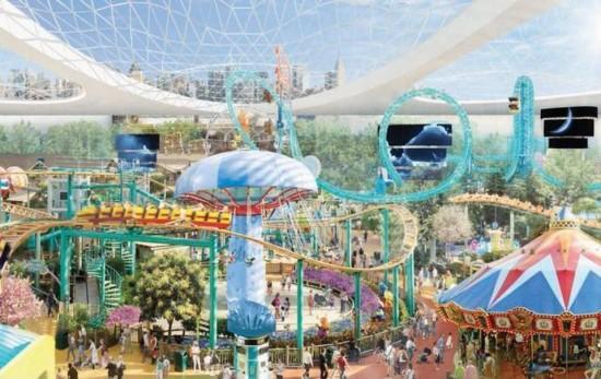 American Dream - Luna Park