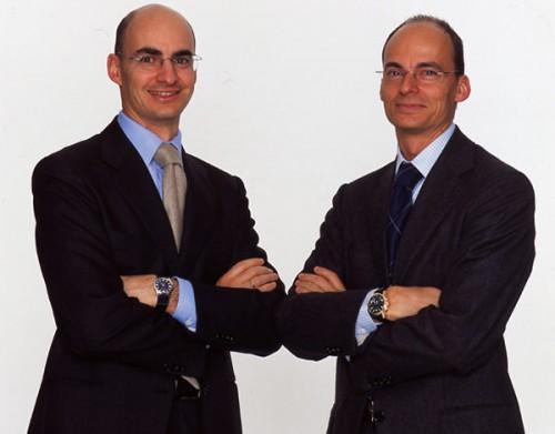 Simone e Marcello Binda