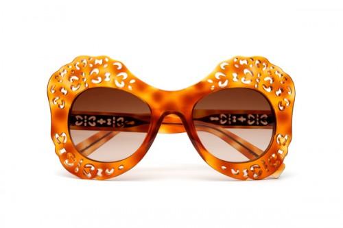 Un occhiale Dolce&Gabbana