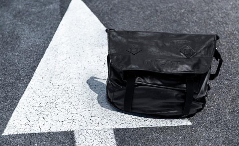 Braccialini, una linea di borse con Ducati