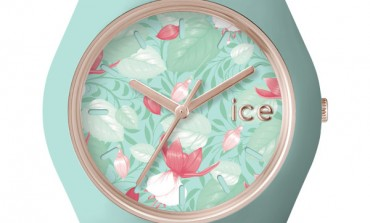 IceWatch celebra un'estate floreale