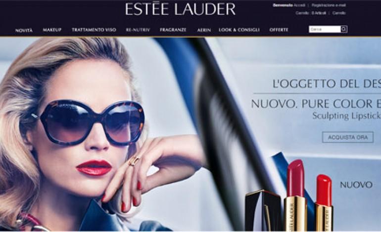 Estée Lauder centra un +28% di utili trimestrali