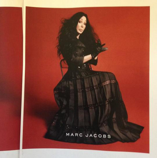 Cher per Marc Jacobs