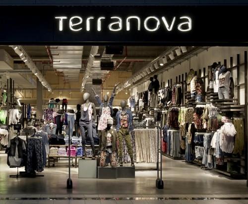 Uno store Terranova.