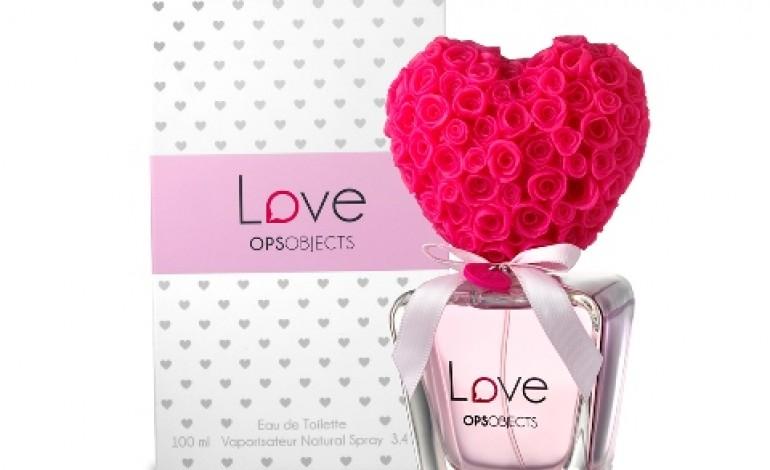 OpsObjects lancia la prima fragranza femminile