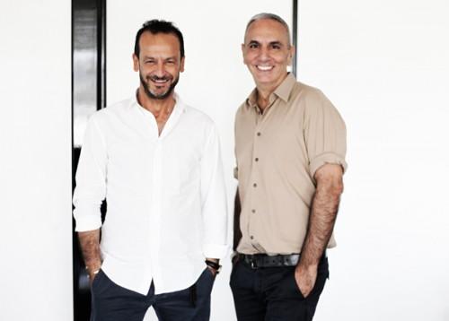 Paolo Gerani e Alessandro Dell'Acqua