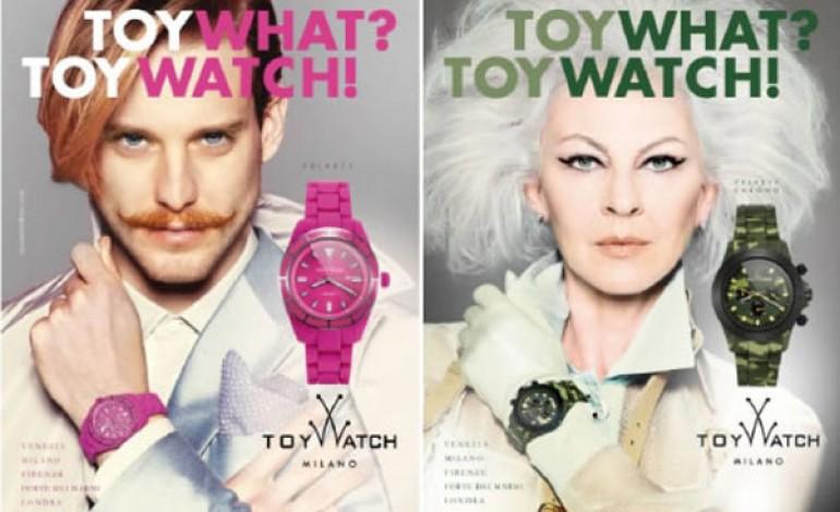 ToyWatch sceglie un'immagine ironica