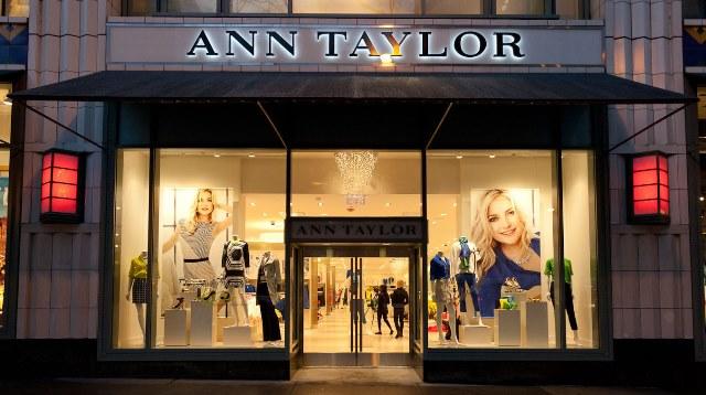 Ann Taylor store