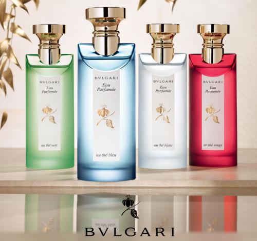 Eau Parfumée di Bulgari