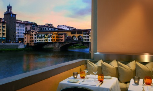 Hotel Lungarno, Firenze.