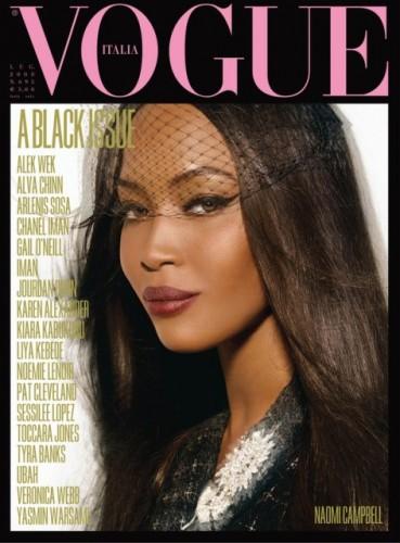 Vogue Italia, luglio 2008.
