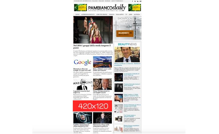 Banner 420x120 - 1 invio 1800 euro net net