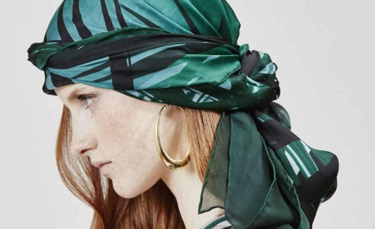 Elie Saab sceglie Ratti per stole e foulard
