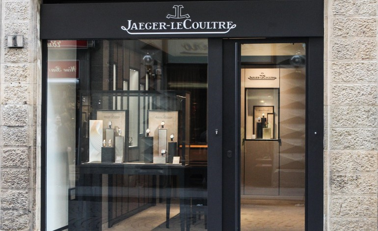 Boutique fiorentina per Jaeger-LeCoultre
